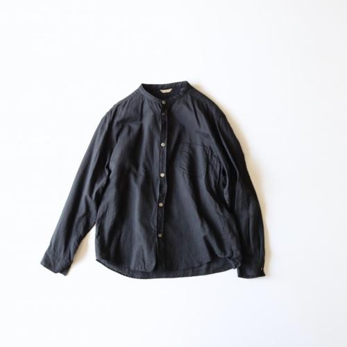 ARTS&SCIENCE  No collar fake shirt 通販 Shoka: アーツ&サイエンス