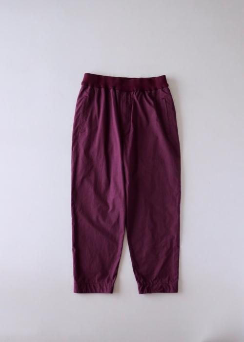 Men's waist rib easy pants