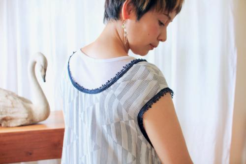 ミナ ペルホネン crests  ドレス  dress mina perhonen 通販 ワンピース