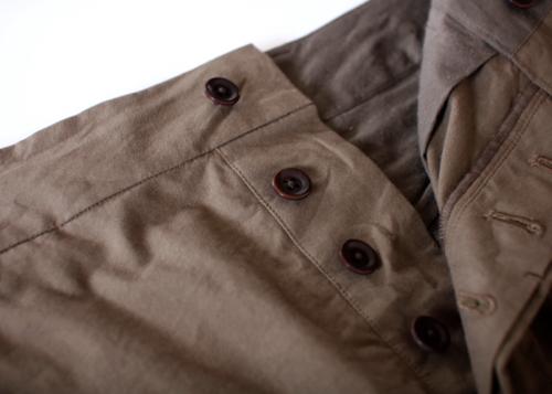 ARTS&SCIENCE  Work trousers wide Shoka: 通販