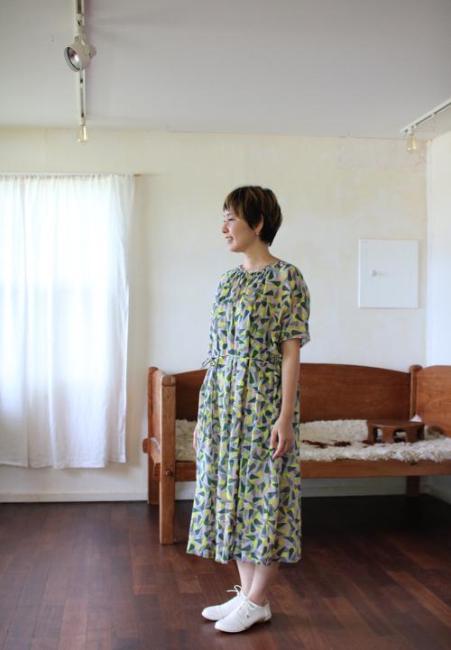 ミナ ペルホネン enfants terribles  ドレス Shoka: 通販
