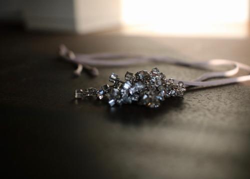 Swarovski crystal ネックレス