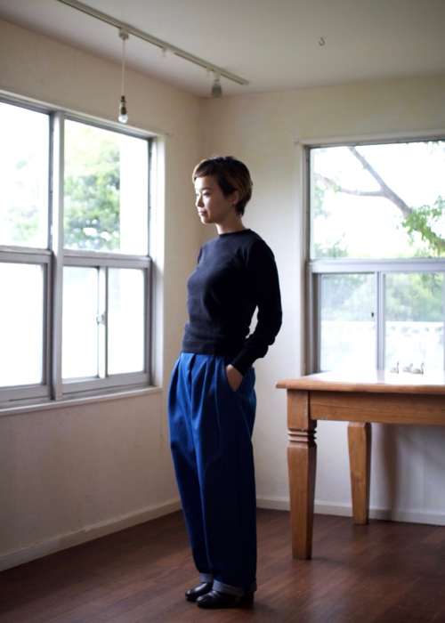 humoresque tapered pants 通販 Shoka:
