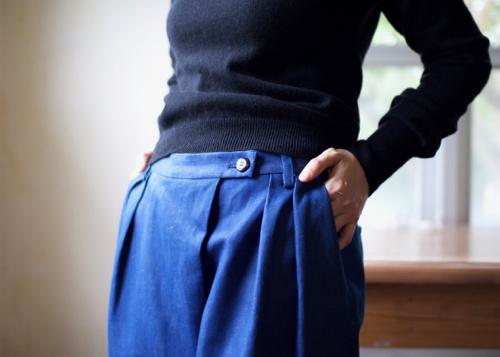 humoresque tapered pants 通販 Shoka: