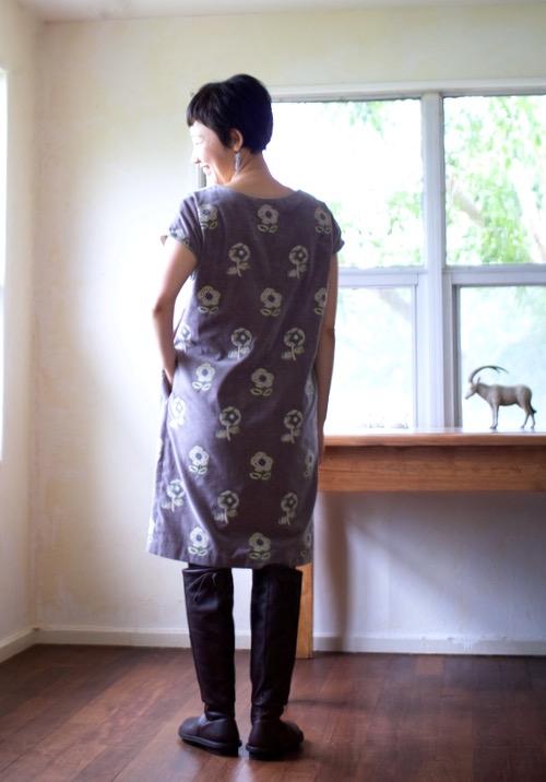 ミナ ペルホネン chum ドレス