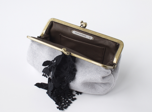 ミナ ペルホネン  cuddle pouch ― forest parade ―