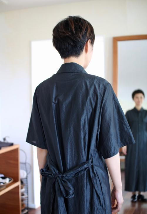 humoresque   Pocket shirt dress ユーモレスク ドレス ワンピース 通販