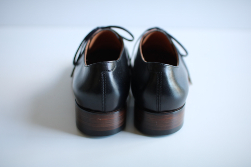 forme Blucher plain toe 4hole (ff-20) Shoka: 通販