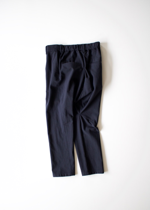 ARTS&SCIENCE Straight mop pants 通販 Shoka: