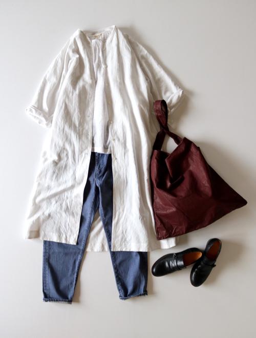 ARTS&SCIENCE Back string shirt dressARTS&SCIENCE Back string shirt dress Shoka: 通販