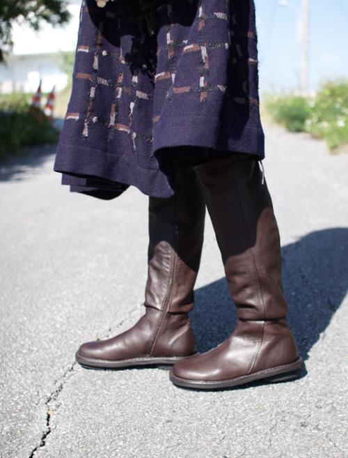 trippen long boots Shoka: