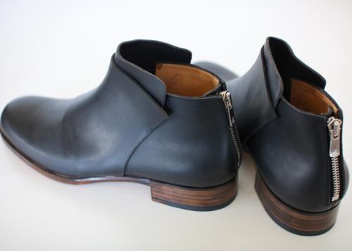 Zip jodhpurs boot(ff-10)