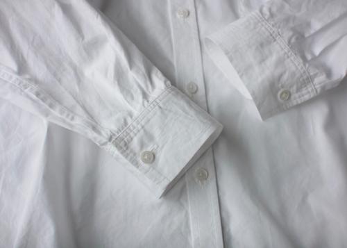 No collar standard shirt