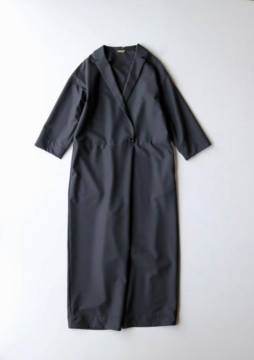 ARTS&SCIENCE    Kimono combinaison - deep navy - 通販 アーツ&サイエンス