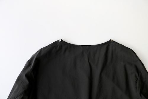 ARTS&SCIENCE    Simple slip-on shirt 2 通販 アーツ&サイエンス gray navy deep navy