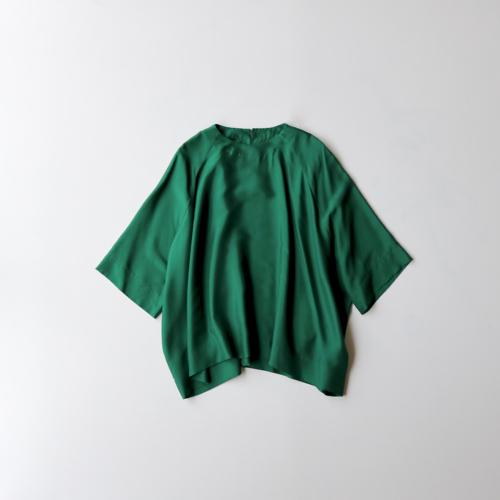 ARTS&SCIENCE    Raglan woven tee big  parsley deep navy gray navy 通販 アーツ