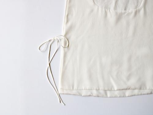 ARTS&SCIENCE アーツ&サイエンス Layered blouse 通販