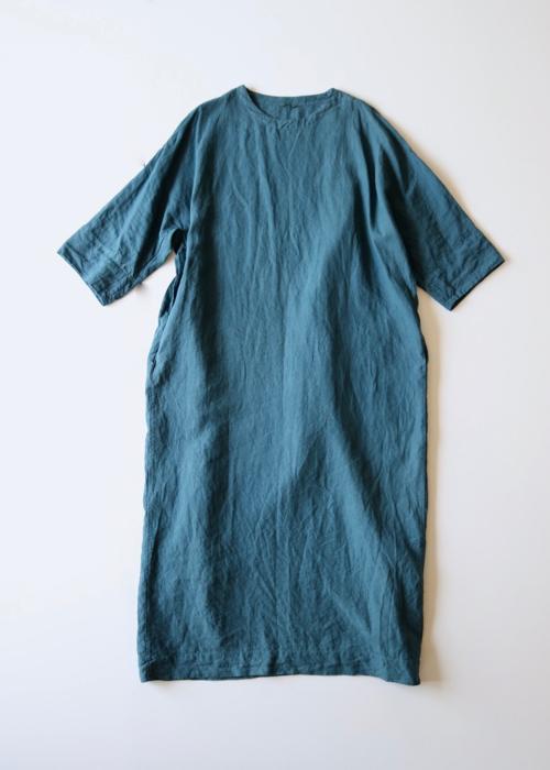 ARTS&SCIENCE Shoulder button long dress Shoka: 通販