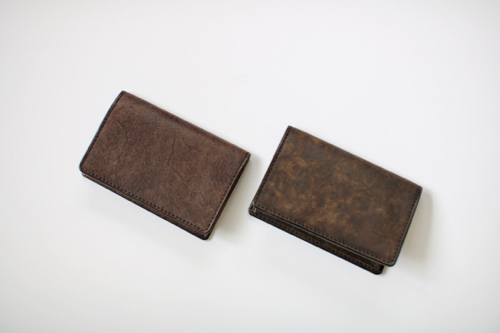 ARTS&SCIENCE 通販 Two pocket card case カードケース アーツ 名刺入れ