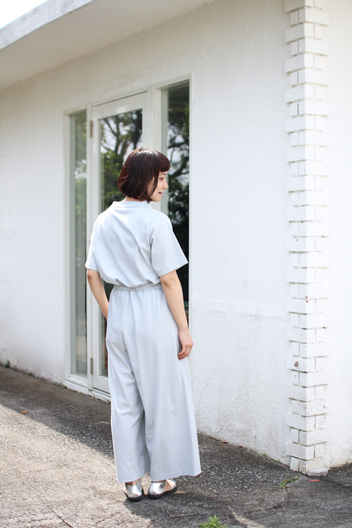 humoresque bottleneck   jersey pants 通販 ユーモレスク