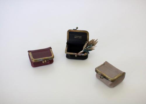 ARTS&SCIENCE  Box gamaguchi pouch SS Shoka: 通販