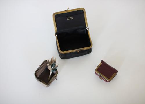 ARTS&SCIENCE  Box gamaguchi pouch M Shoka: 通販