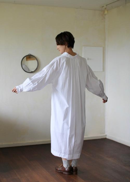 BishopSleeve Shirt Dress