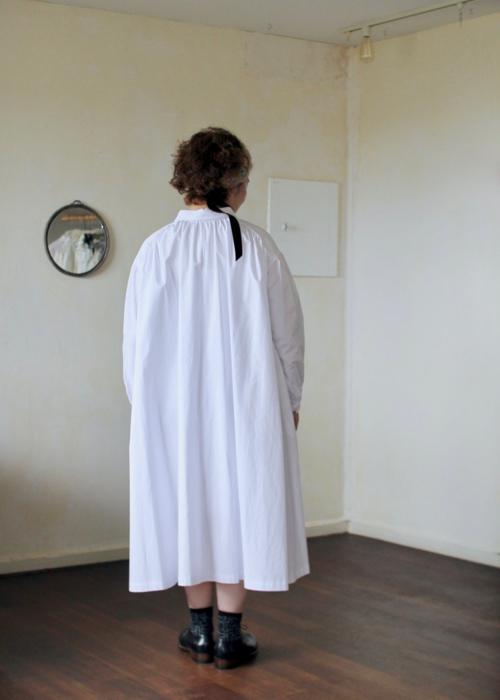 pilvi シャツドレス