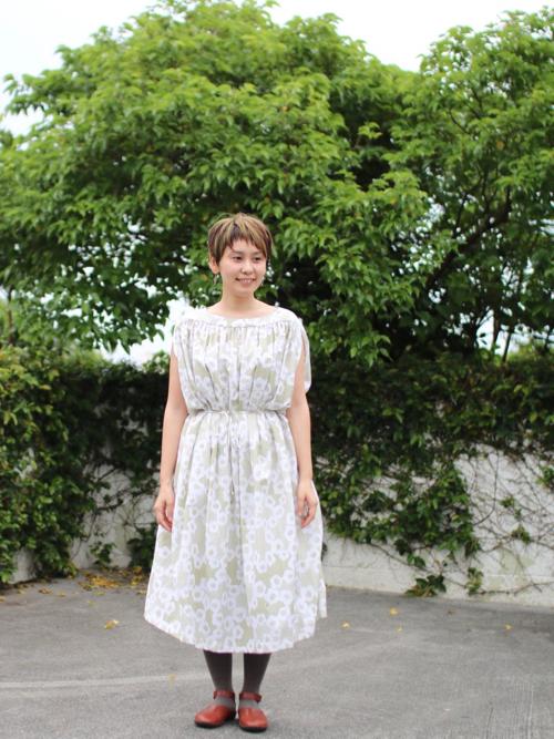 ミナ ペルホネン  flower dance ドレス mina perhonen 通販 Shoka: ミナ ペルホネン ワンピース 沖縄