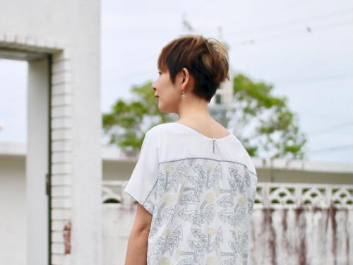 ミナ ペルホネン tanpopo half sleeve ドレス ワンピース  通販 タンポポ