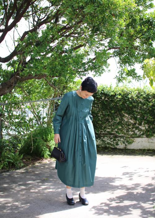 ミナ ペルホネン nubes ドレス