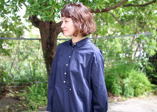 ミナ ペルホネン brisk シャツドレス