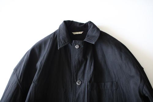 ARTS&SCIENCE   New work coat OOP   - black -