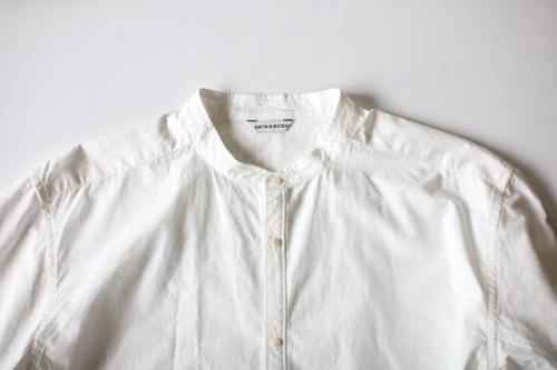 ARTS&SCIENCE  Front open night shirt Shoka: 通販