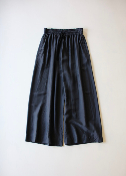 ARTS&SCIENCE    Front string wide pants 通販 アーツ&サイエンス