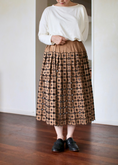 anemone スカート