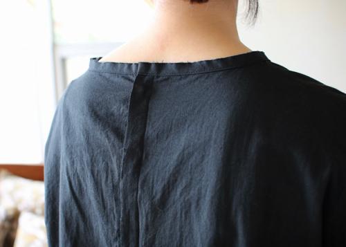 humoresque  plain blouse - 2 color -