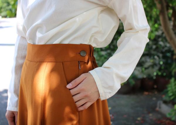 culotte skirt