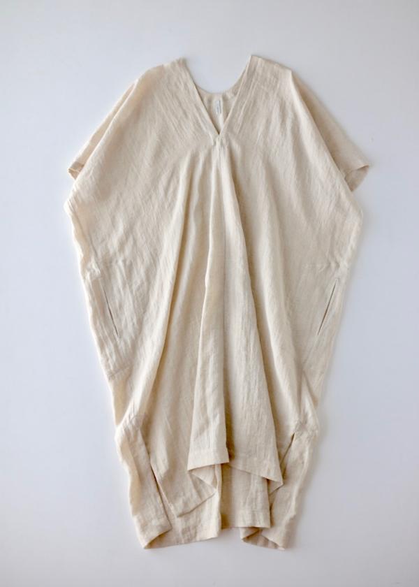 Back long tunic