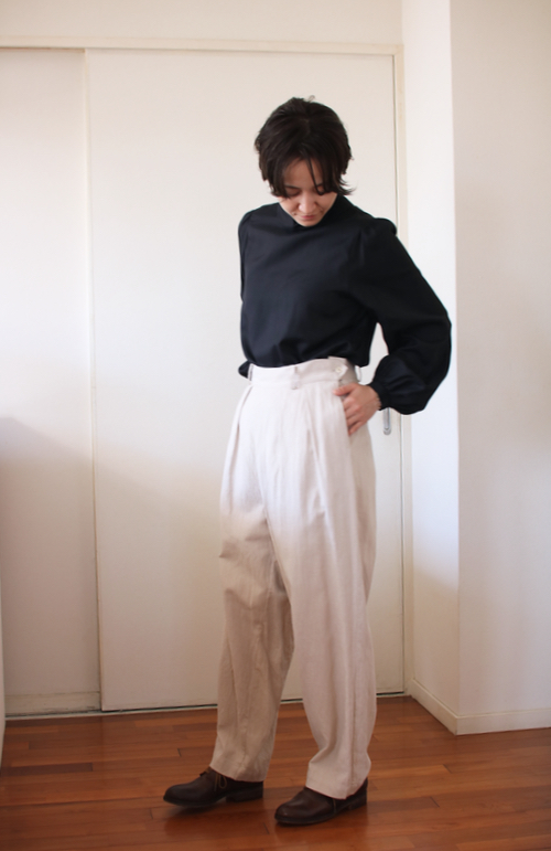 humoresque wide pants