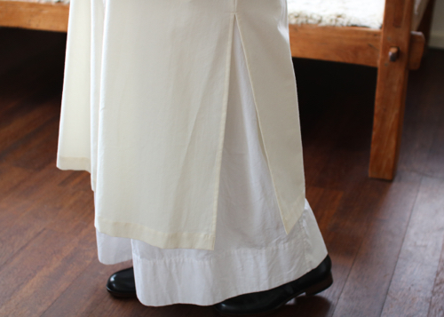 humoresque Shirt dress - natural - Shoka: 通販