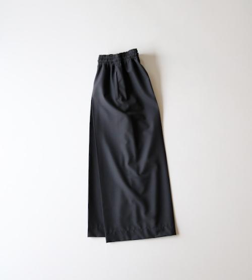 ARTS&SCIENCE   Front string wide pants アーツ&サイエンス 通販