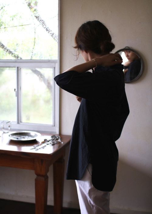 TOUJOURS  Half Sleeve Shirt Shoka: 通販