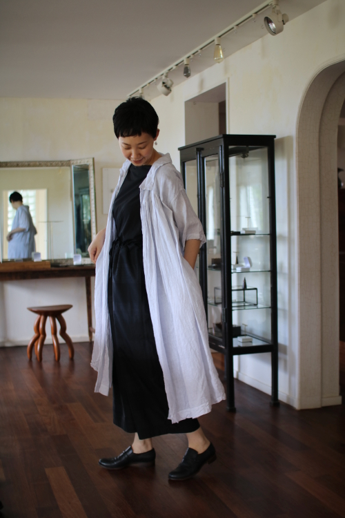 TOUJOURS Combination Robe